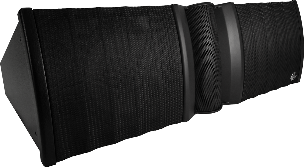 CAT215 Curved Line Array