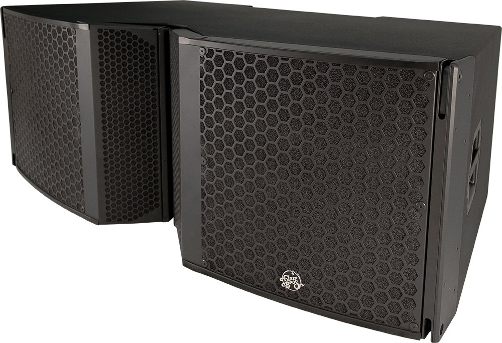 i218-LT Long Throw Line Array